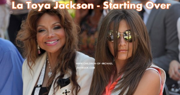 La Toya Jackson - Starting Over | Samia