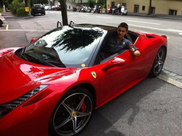 My car !