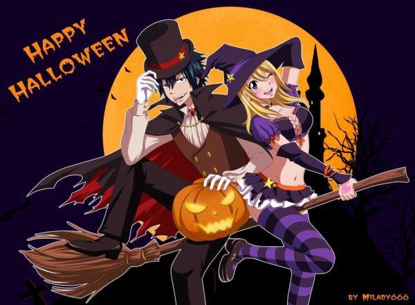 OS Halloween greylu