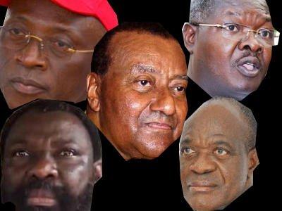 Opposition togolaise? Quelle opposition togolaise? Tshhh!