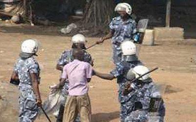 Bavure policière : Un jeune mécanicien amoché par les forces de l'ordre
