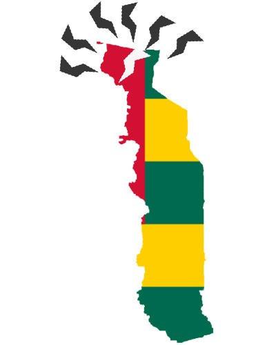 Le Togo a mal à la tète
