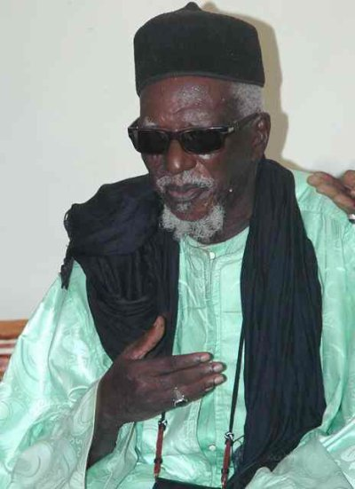 SERIGNE MOUHAMADOU MOUKHTAR MBACKE(Yalla nafi yag tè wèr) amine