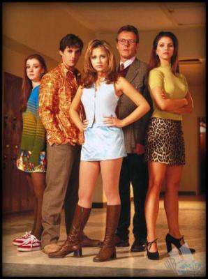 Buffy The Vampire Slayer ~ 1ère Saison