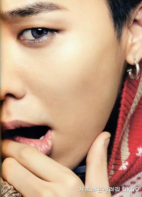"""""""La musique est comme de l'oxygène. Quand on n'a pas d'oxygène, on ne peut pas respirer. Pour moi, la musique est quelque chose qui est toujours là, où que je sois, c'est une partie de moi. Sans elle, je ne peux pas vivre. Elle """"respire"""" avec moi"""" *G-Dragon*"""
