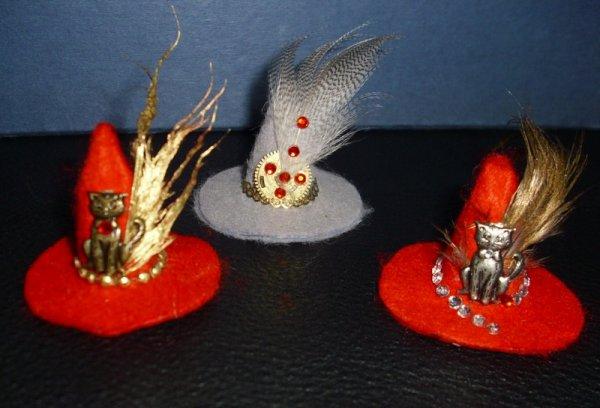 Chapeaux sorcière
