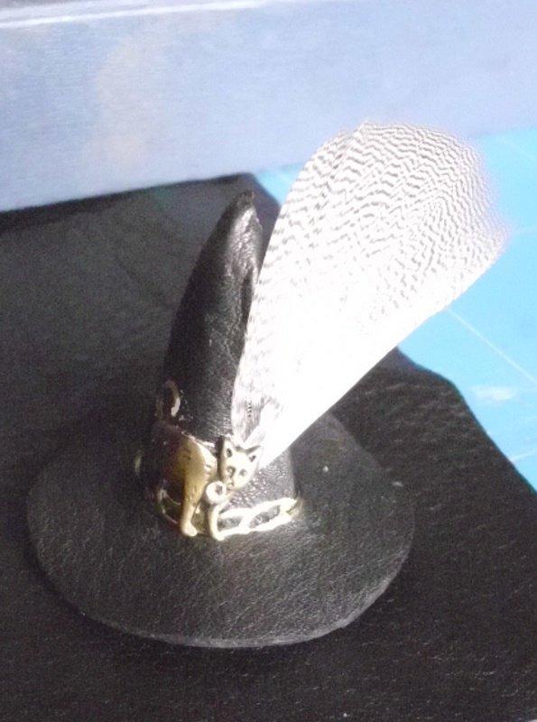 il y à un chapeau pour chaque sorcière ...