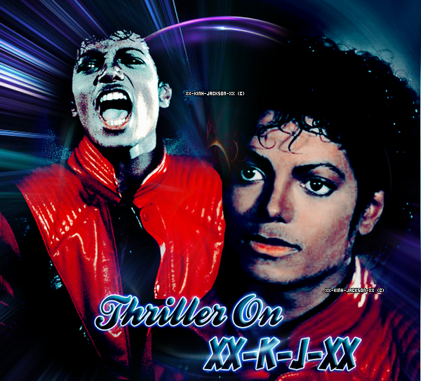 Thriller  Of Michael Jackson