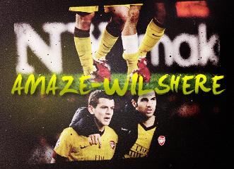 •A-Wilshere; {skyblogfrancophone sur le millieu de terrain le meilleur joueur de l'annee du club anglais du Arsenal Jack Wilshere }Article01