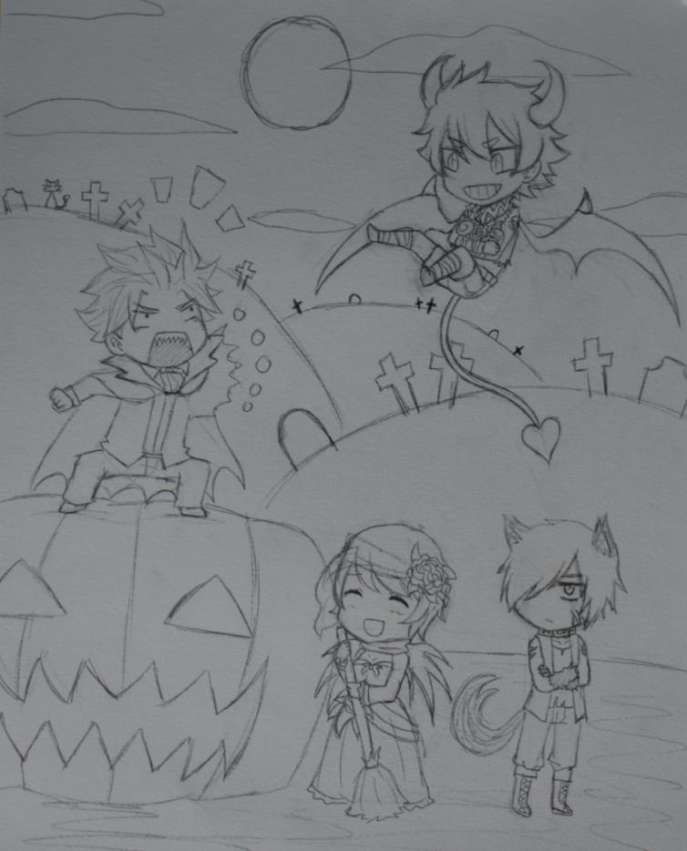 Petit VRAC ! (Fairy Tail)