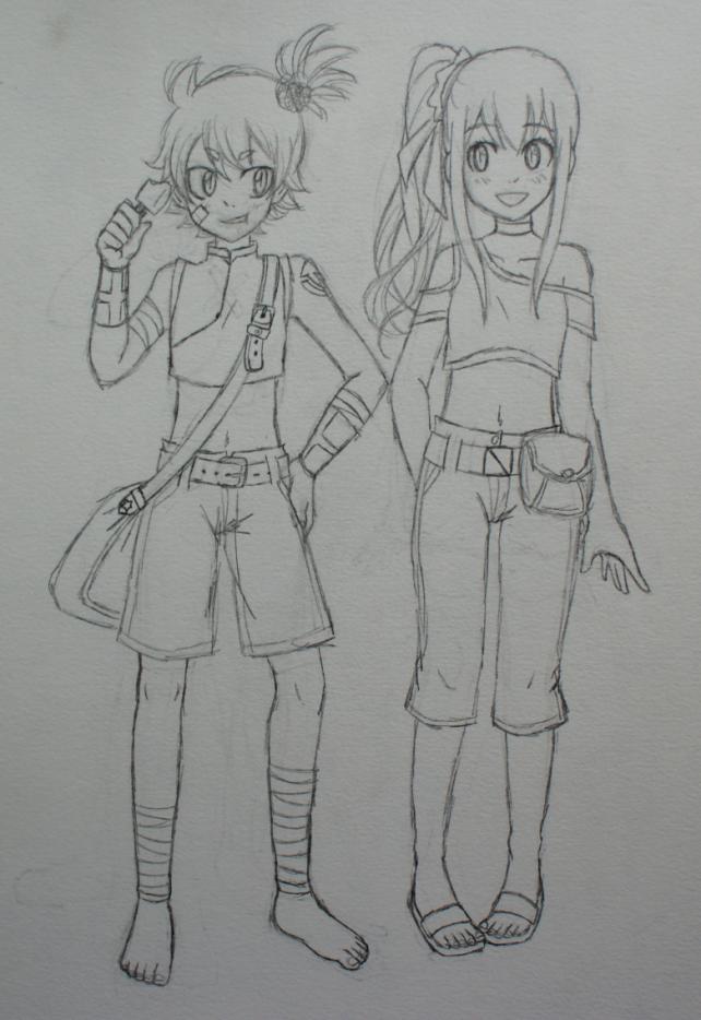 Petit VRAC ! (Fairy Tail 2)