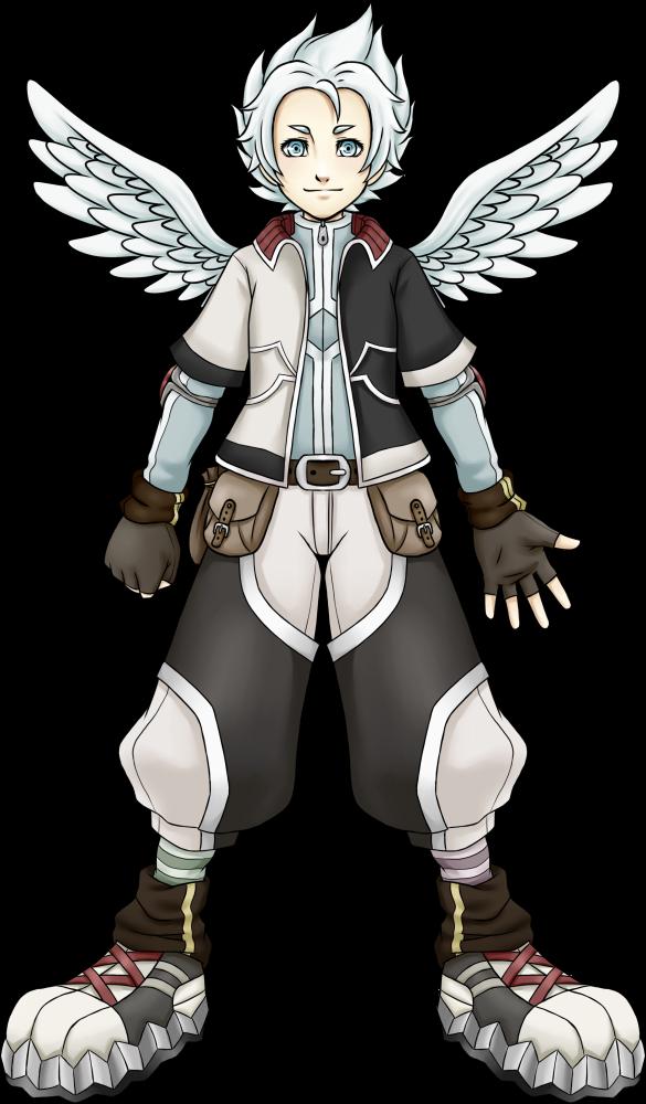 Oc Kingdom Hearts : Haru