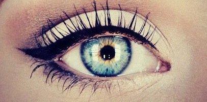 Eye-liner.