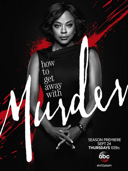.How to Get Away with Murder..