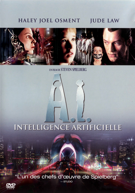 .A.I. Intelligence artificielle..