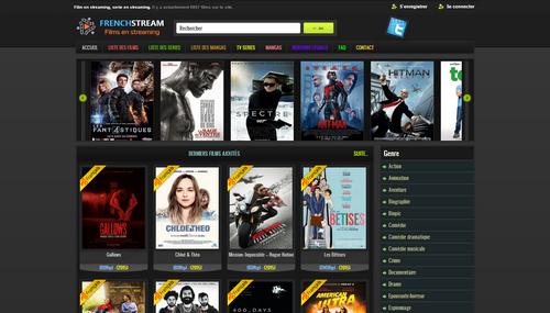 .TOP 3Des sites de Streaming Gratuit..