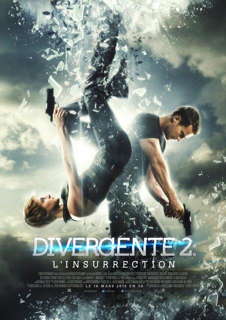 .Divergente 2 : l'Insurrection..