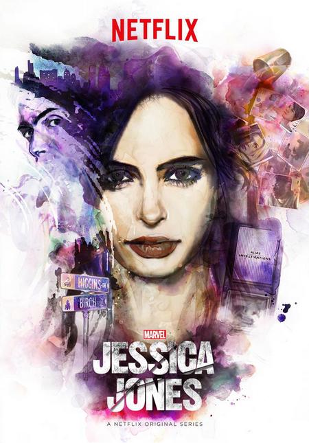 .Marvel's Jessica Jones..