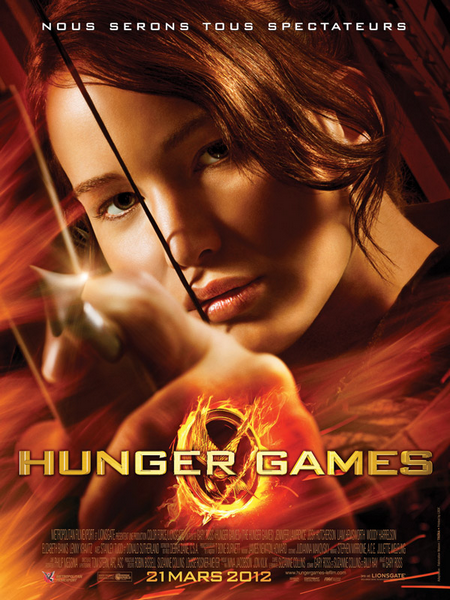 .Hunger Games..