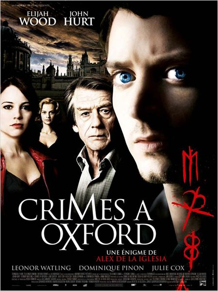 .Crimes à Oxford..