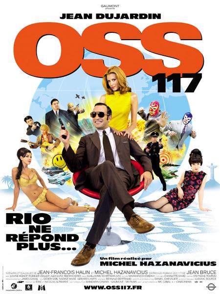 .OSS 117 : Rio ne répond plus..