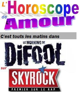 horoscope amour skyrock difool 6h 9h rommano