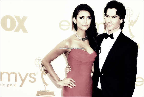 -  ♦   Bienvenue sur Ian-Nina-In-Love, ta source conscernant les célébres acteur de Vampire Diaries !  -