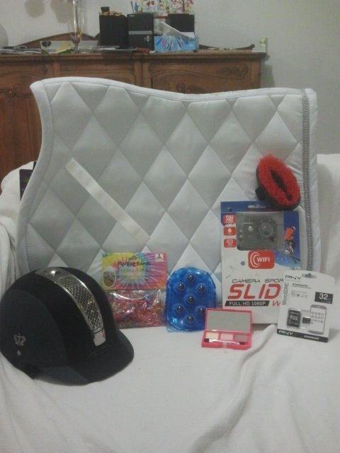 Mes cadeaux d'anniversaire<3<3<3