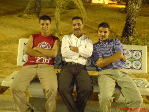 Chirbar en Tunisie - sep 2006 *chaoke et abed elghani