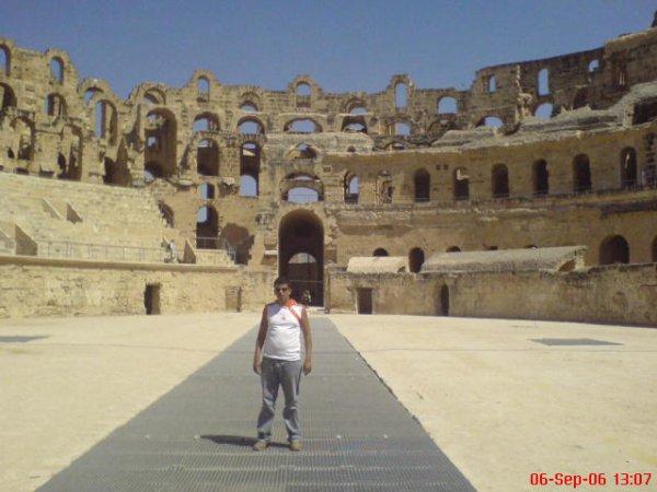Chirbar en Tunisie - sep 2006