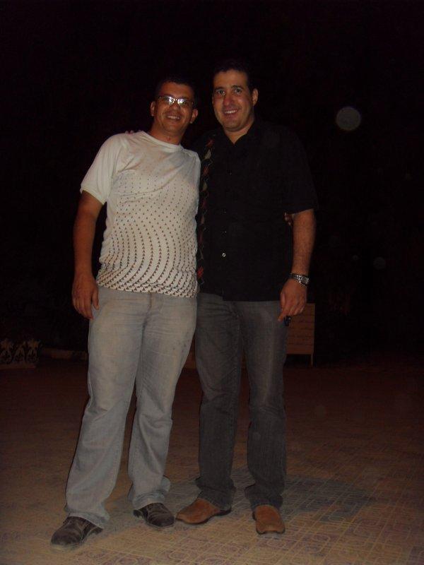 moi et chebe yazide ramadan 2010
