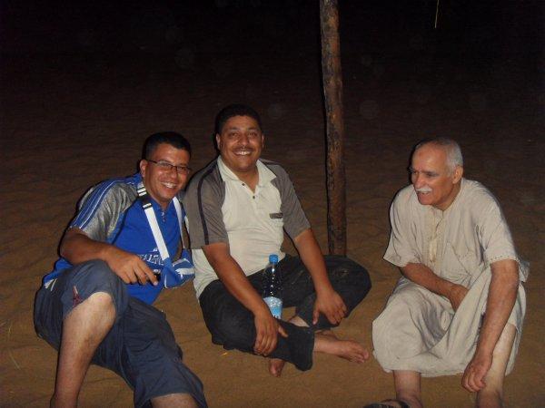 moi et berie de la radoi de tebessa et chikhe badri -grande bleu tipaza 2010