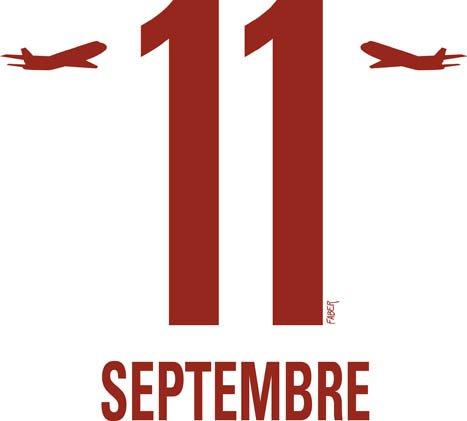 Le 11 Septembre 2001 !