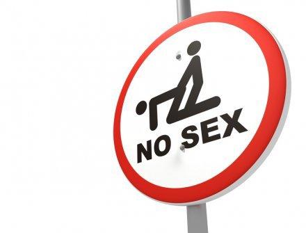 L'abstinence sexuelle.