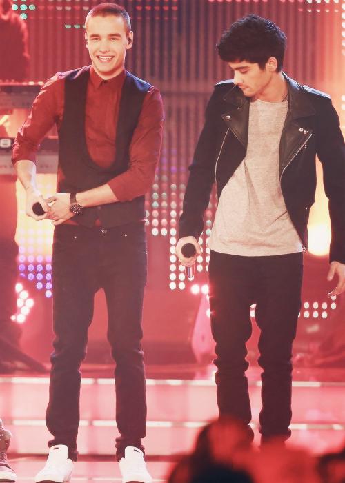 Liam et Zayn ♥
