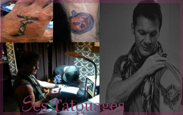 ♦Ses Tatouages♦