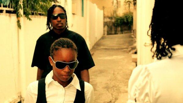 """Tournage clip """"Di Mwen"""" Blackman by Jistaff"""