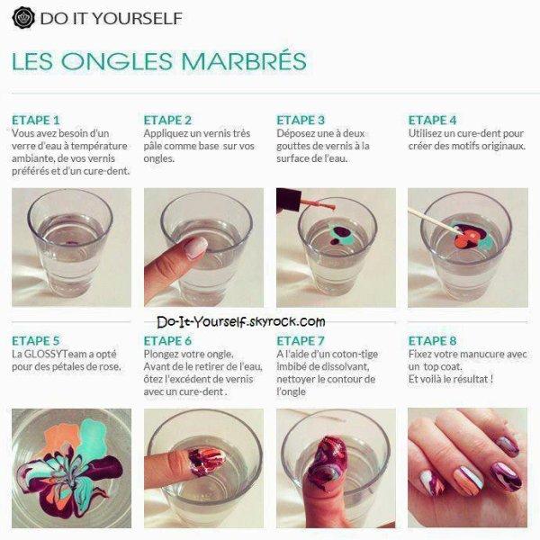 Tutoriels  Manucure 01