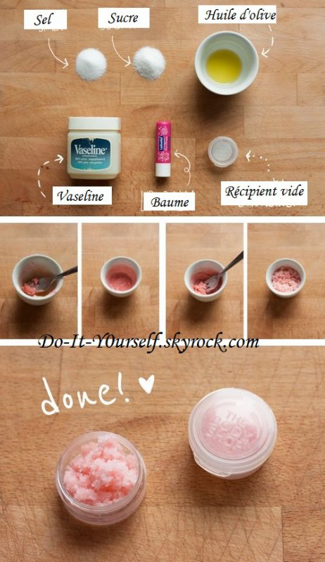 Prendre soin de ses lèvres