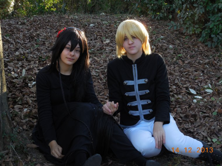 Shooting photos Pandora Hearts 1
