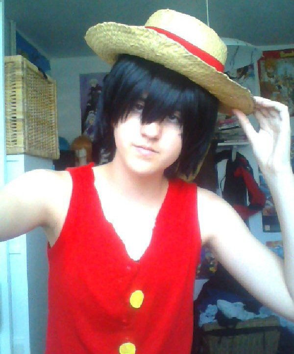 SPECIAL - Cosplay Monkey.D.Luffy