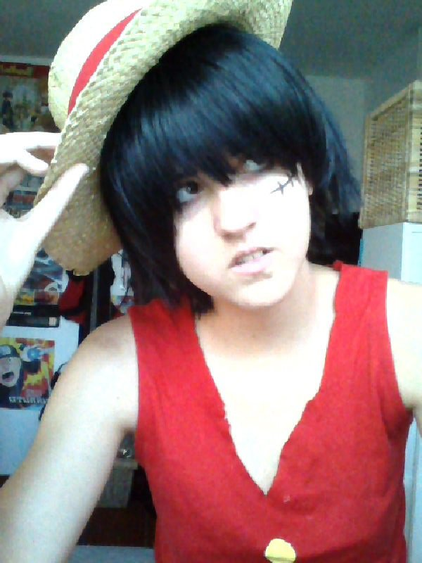 Luffy Monkey.D (Test pour passer le temps ~)