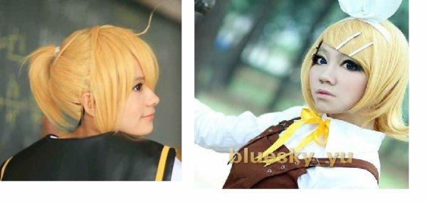 Wig Kagamine Rin et Len !