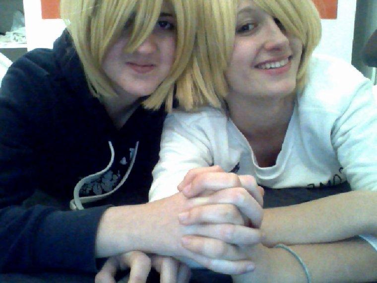 Rin and Len Kagamine ! <3