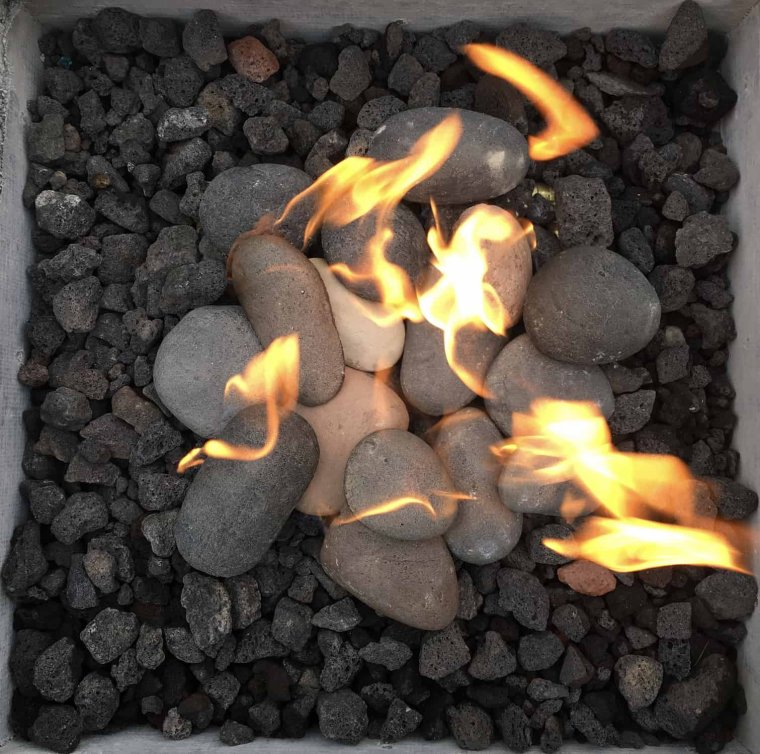 Installing an Outdoor Propane Gas Fire Pit