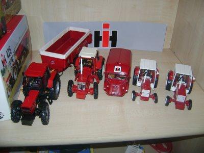 Miniatures chez moi