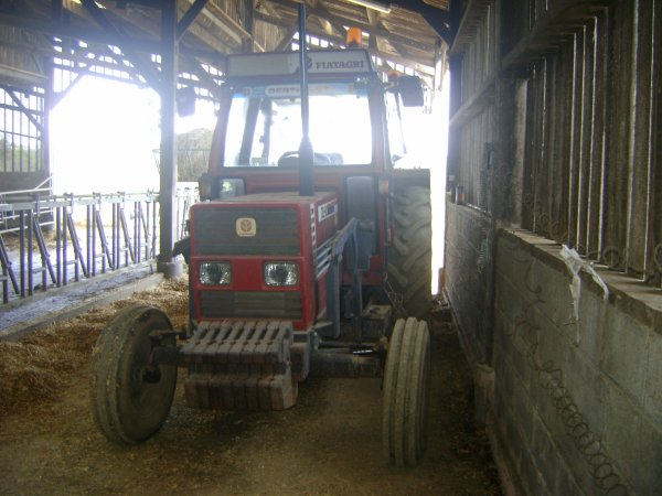 Visite d'une Ferme en Bretagne