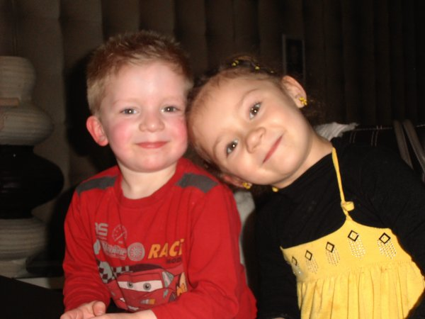 Mon neveu et ma niece