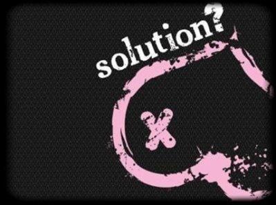 Qu'elles solutions a cela ?