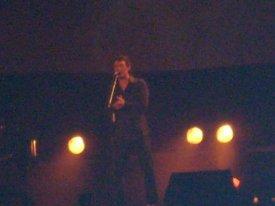 Concert de Marc Lavoine a Royan